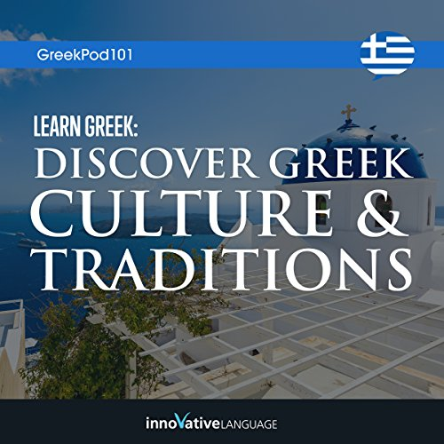 Learn Greek cover art