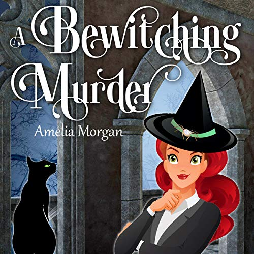 The Witches of Enchanted Bay: A Bewitching Murder audiobook cover art