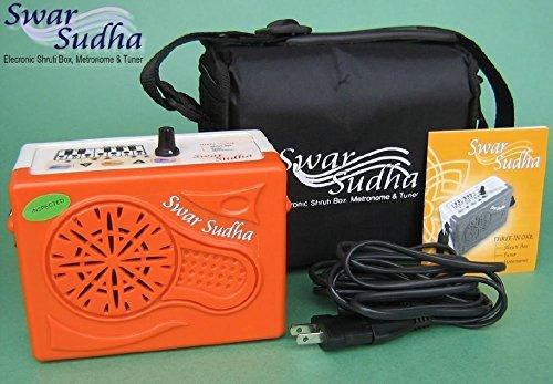 Elektronische Shruti-Box ~ SWAR SUDHA ~ Metronom ~ Tuner ~ Sur Petti ~ Drohne ~ Verkauf