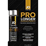 Jo Prolonger Spray W/Lidocaine Male Genital Desensitizer 60Ml