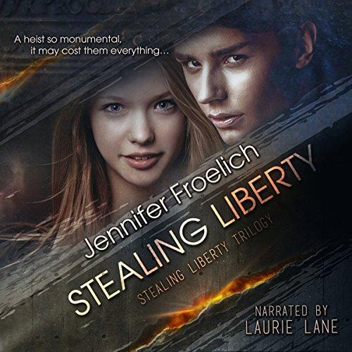Stealing Liberty cover art