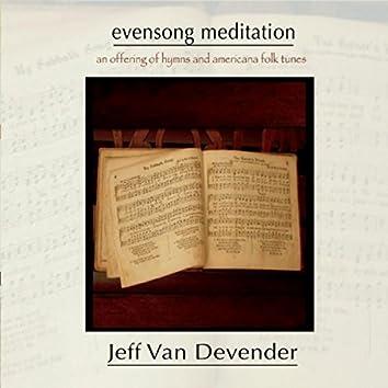 Evensong Meditation