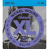 D'Addario EXL115×10SET エレキギター弦