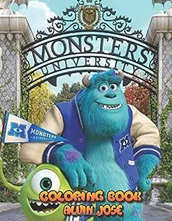 Best monster university coloring Reviews