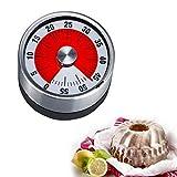 Westmark 10902260Futura Timer da Cucina Metallo Argento 7x 6x 1cm...