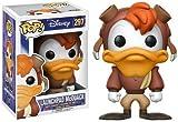 Funko- Launchpad McQuack Figura de Vinilo, seria Disney Darkwing Duck (13261)