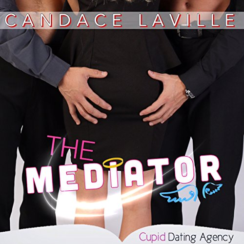 The Mediator audiobook cover art