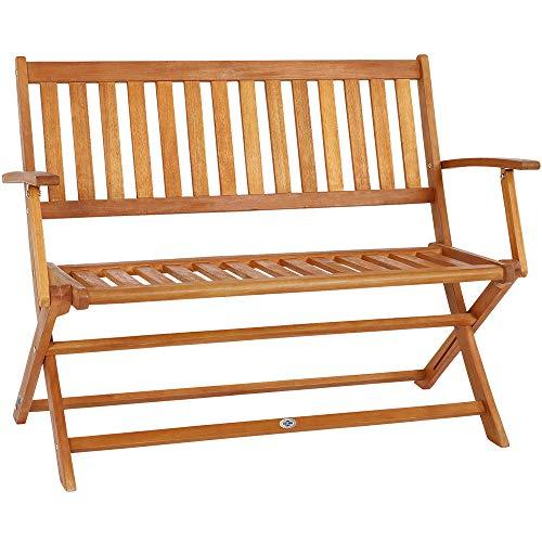 Deuba Gartenbank 2-Sitzer Bild