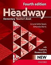 New Headway: Elementary Fourth Edition: Teacher's Book + Teacher's Resource Disc by Liz Soars (2011-04-28)