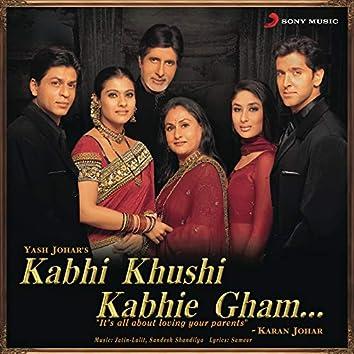 Kabhi Khushi Kabhie Gham (Original Motion Picture Soundtrack)