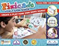 Pixicade: Transform Creative Drawings to Animated Playable Kids Games On Your Mobile Device - Build Your Own Video Game - Gifts for 10 Year Old Girl, Boys - Award Winning STEM Toys for Ages 6 - 12+ from BitOGenius Inc