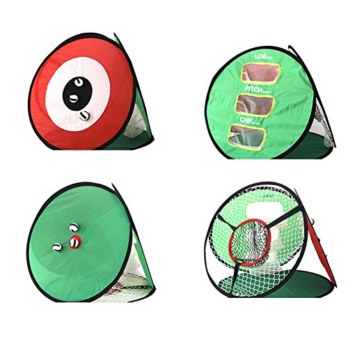 Best Price! LXP Golf Chipping Net Backyard Outdoor Target Practice,Hitting Nets for Indoor Accurac...