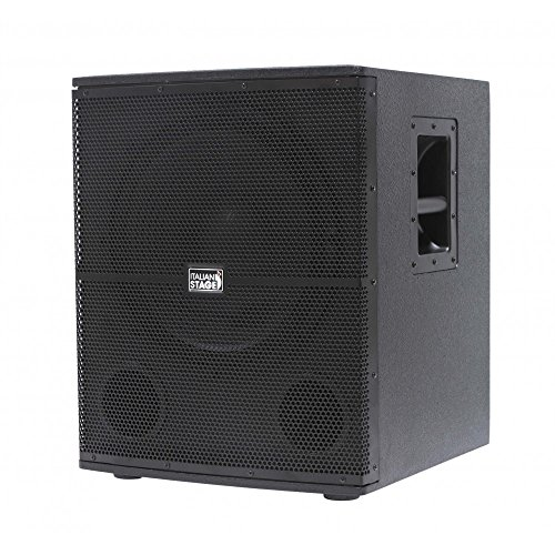 Italian Stage IS S115A Subwoofer Amplificato 700W