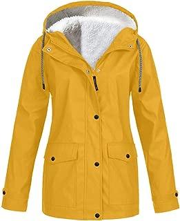 Best light yellow raincoat Reviews