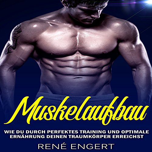 Muskelaufbau [Muscle Building] audiobook cover art