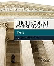 Best high court case summaries torts Reviews