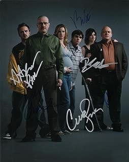 Breaking Bad cast 8x10 reprint signed photo #1 RP Cranston
