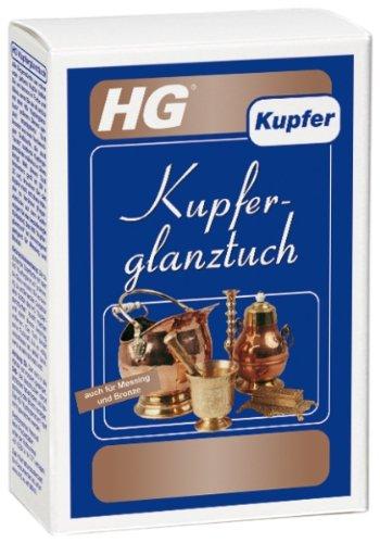 HG Kupferglanztuch