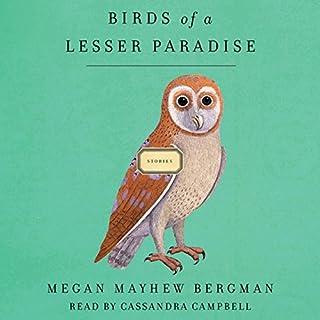 Birds of a Lesser Paradise audiobook cover art