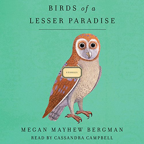 Birds of a Lesser Paradise audiobook cover art