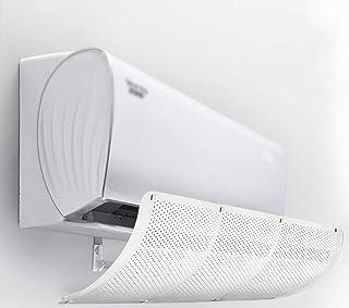 Aire acondicionado deflector de viento Deflector for frío Universal montado en la Pared for el hogar/Oficina, 90X27 cm