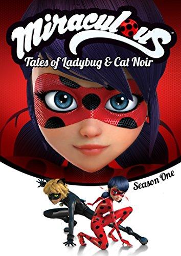 Miraculous: Tales of Ladybug & Cat Noir - Season One [DVD]