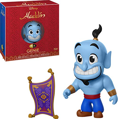 Funko 35763 5 Star: Aladdin: Genie, Multi