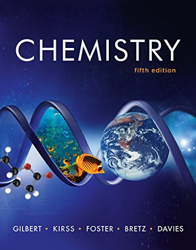 Compare Textbook Prices for Chemistry: The Science in Context Fifth Edition Fifth Edition ISBN 9780393614046 by Gilbert, Thomas R.,Kirss, Rein V.,Foster, Natalie,Bretz, Stacey Lowery,Davies, Geoffrey