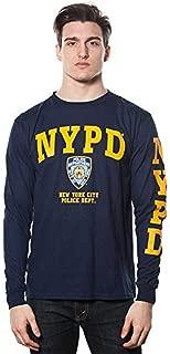 nypd long sleeve shirt