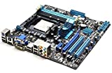 ASUS 61-MIBBJ5-01 ASUS Essentio AMD Desktop Motherboard AM3, M4A78LT-M/CM1630/DP, refurbished mfr p n 61 mibbj5 01 part 61 mibbj5 01 sku 000000164065