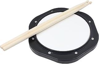 SoarUp ドラムパッド 練習用ドラム ドラム練習用パッド プラスチック製 優れた消音効果 軽量 持ち運び簡単 ドラムの学習?練習