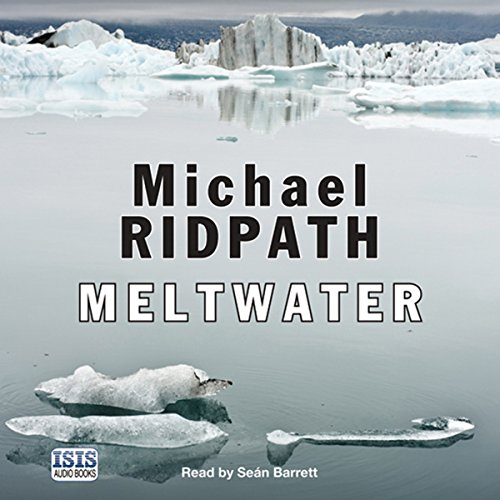 Meltwater audiobook cover art