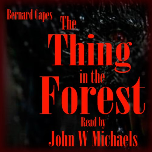 The Thing in the Forest audiobook cover art