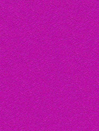Kunin k461760 V0iku Glitter Stiffened Friendly Fieltro, 9 x