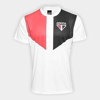 Camisa São Paulo Edição Limitada Masculina - Branco+vermelho - G
