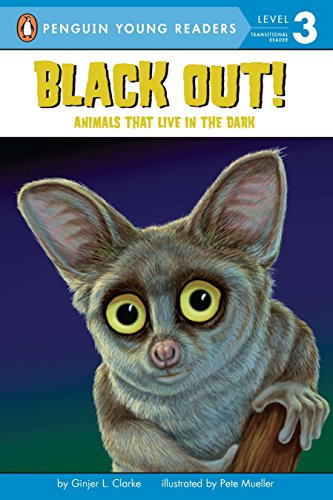 Black Out!: Animals That Live in the Dark (All Aboard Science Reader: Level 2 (Quality)) ⭐