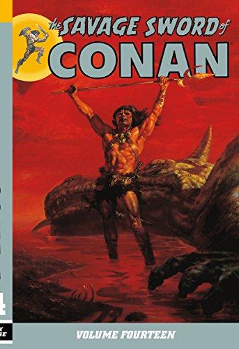 The Savage Sword of Conan, Volume 14