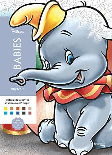 Coloriages mystères Disney Babies