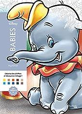 Coloriages mystères Disney Babies de Christophe-Alexis Perez