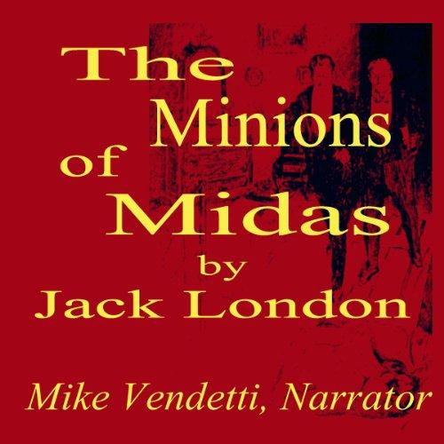 Couverture de The Minions of Midas