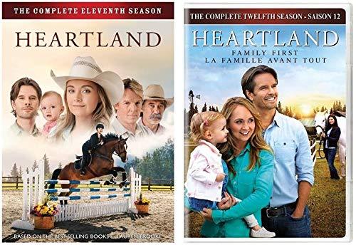 Heartland Complete Seasons 11 - 12