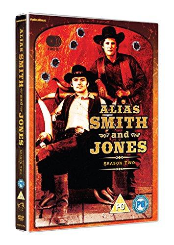 Alias Smith And Jones - Season Two [DVD]