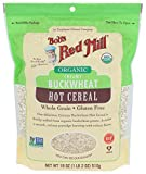 BOBS RED MILL Organic Buckwheat Cereal, 18 OZ