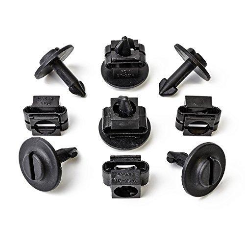 Kit de 10 protections moteur, clips de dispositifs anti-encastrement