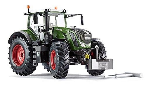 Wiking 7345 Miniaturfahrzeuge, grün