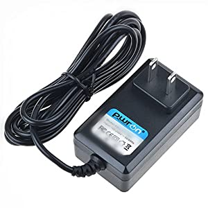 PwrON 6.6 FT Cable AC to DC Adapter for Visual Sound V2 H2O Chorus & Echo Effects Pedal Power Supply Cord