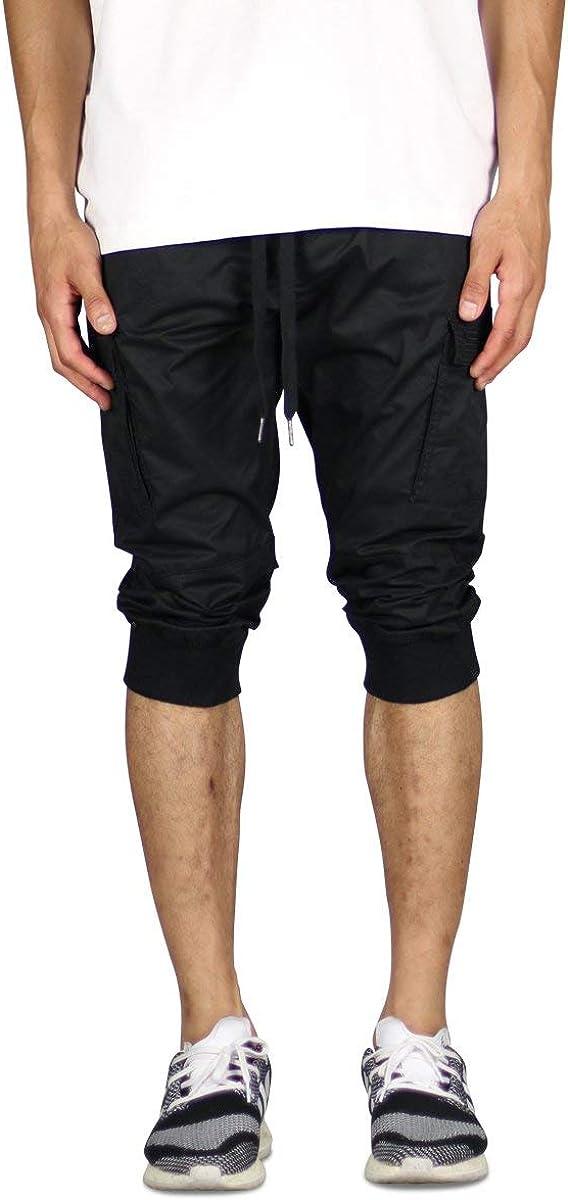 Hyper Denim Ella Cargo Short (XXL,Black)