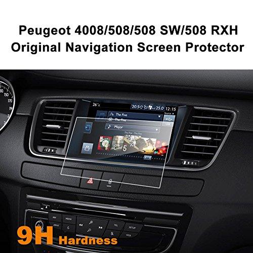 LFOTPP 508 SW RXH 7 Pulgadas Protector Pantalla Navegación, GPS Radio Cristal...