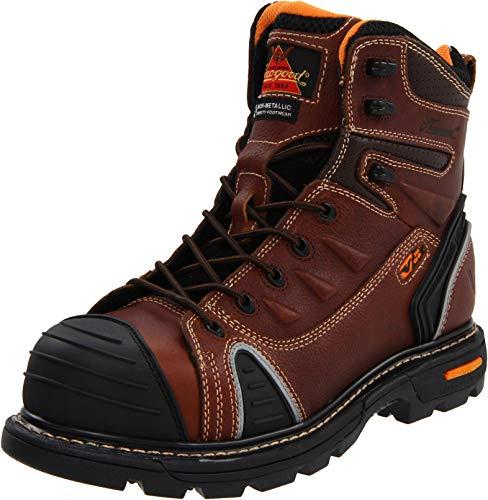 Thorogood Men's GEN-FLEX 6-Inch Lace-Toe Composite Work Boot