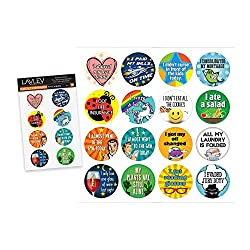 funny adult reward stickers